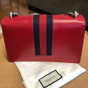380838f936 Gucci Dionysus Embroidered Bag NWT